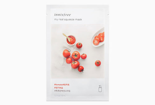 Innisfree My Real Squeeze Mask - Tomato 20ml