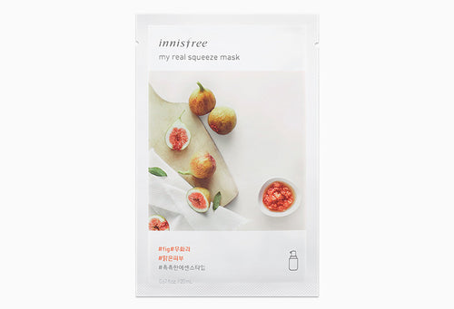 Innisfree My Real Squeeze Mask - Fig 20ml