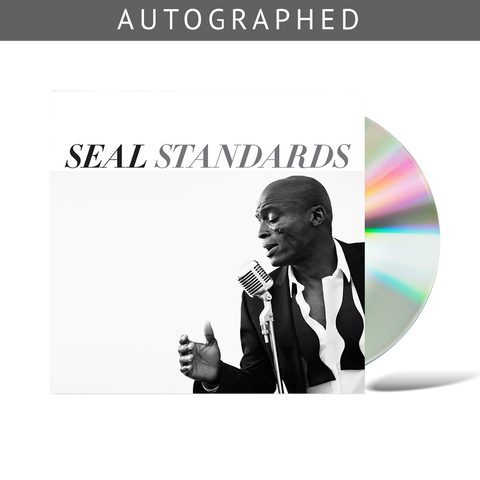 Standards Autographed CD