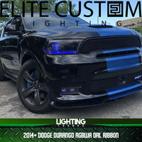 2014+ Dodge Durango RGBWA DRL Ribbon