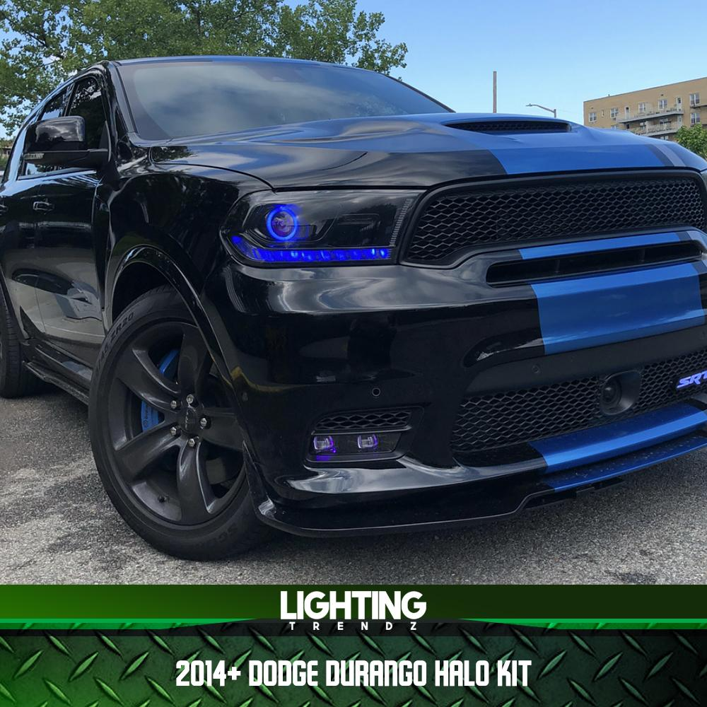 2014+ Dodge Durango Projector Halo Kit