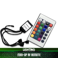 Mini-Op RF Remote