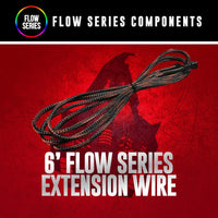 6' Flow Series Extension Wire