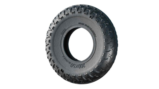 Skike V9 Fire 8' Tire