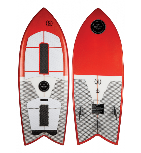 Koal Technora Powerfish Wakesurfer 4'10""