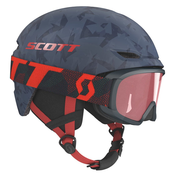 Scott Keeper 2 Plus Junior Helmet
