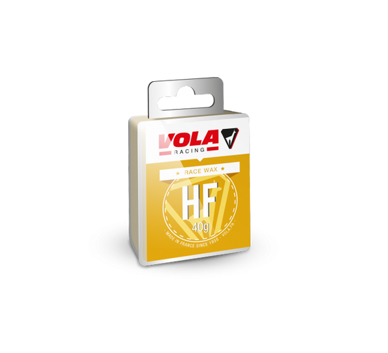 Vola Racing Wax HF Yellow