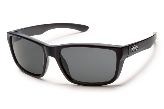 Suncloud MAYOR SC MATTE BLACK/GRAY