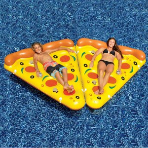 Swimline Pool Pizza Slice Pool Float
