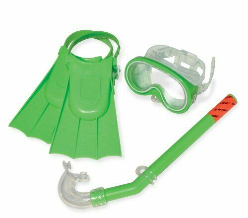 Swimline Otter Recreational Kids Snorkel Set
