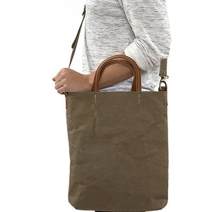 Otti Washable Paper Bag Brown