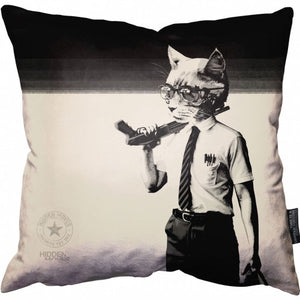 Falling Down Pillow