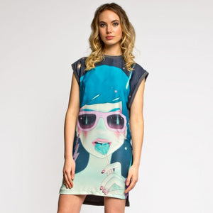Electric Lola Dress