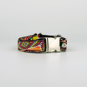 Pattern Yellow Collar
