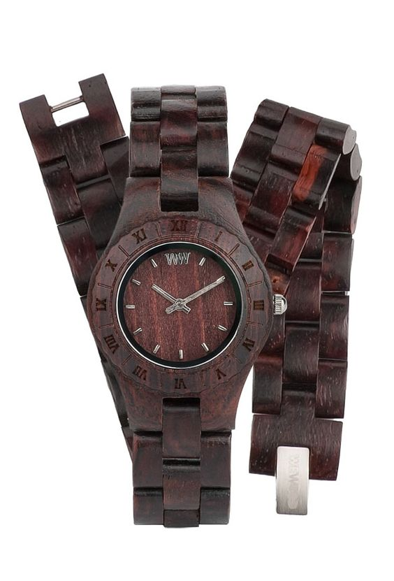 Venus Wooden Watch