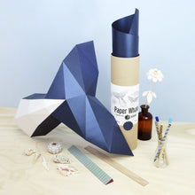 Paper Whale Kit