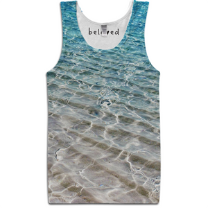 Beach Water tank top