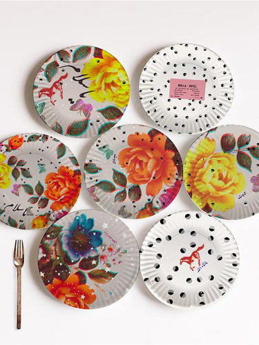 Ya Salam Plates Collection by Rana Salam