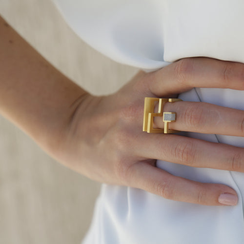 Fond Rings by Talar Manoukian