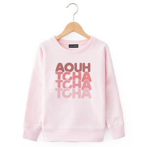 Aouh Tcha Tcha Kids Sweater