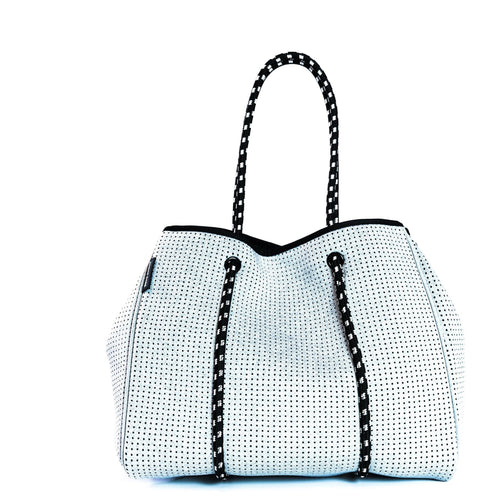 The Portsea Bag (Light Grey Marle)