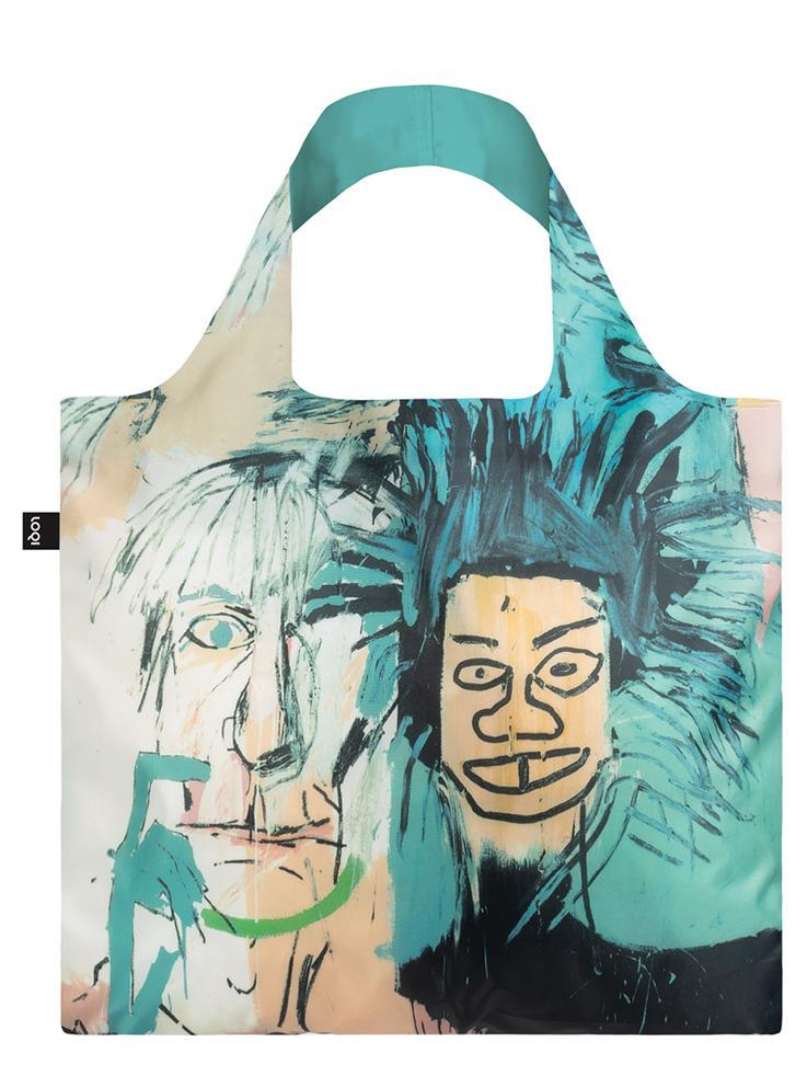 Basquiat Warhol Bag