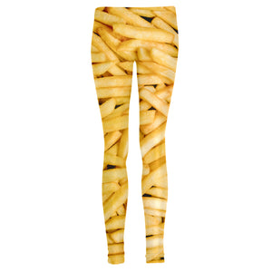 Fries leggings