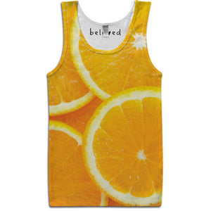 Oranges tank top