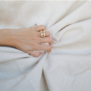 Sway Ring by Talar Manoukian