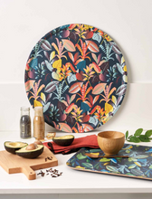 Autumn Leaves XL Round Tray