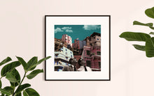 Urban Rainbow Print by Dear Nostalgia