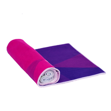 Geo Yoga Towel