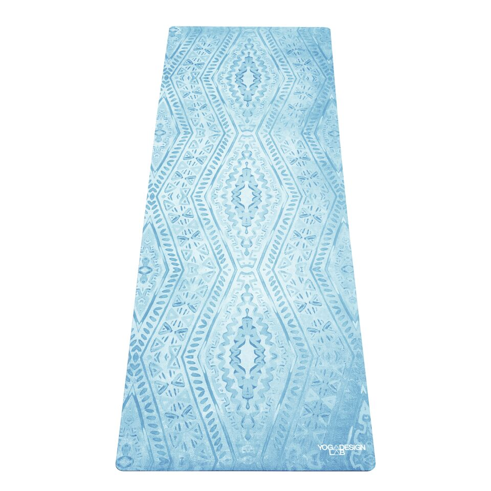 Ikat Yoga Travel Mat
