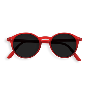 Izipizi Model D Sunglasses in Red
