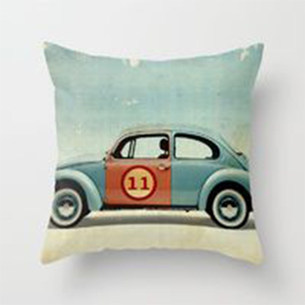 Beetle 11 - Throw Pillow