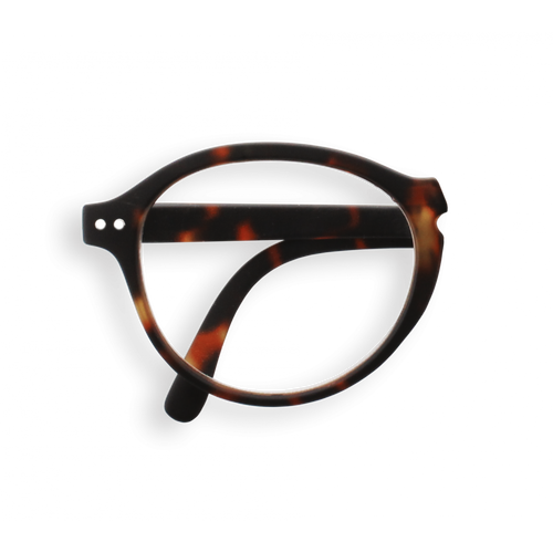 Izipizi Model F Reading Glasses in Tortoise
