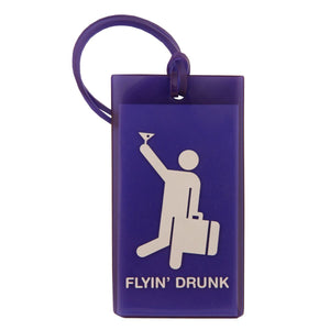 F1 RUBBER LUGGAGE TAG