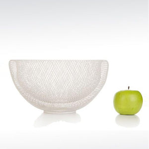 White Nest Bowl