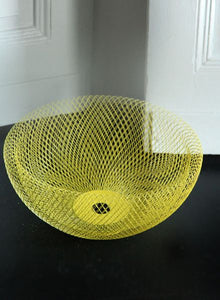 Yellow Nest Bowl
