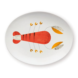 Beg Mail Lobster Plate