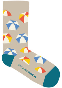 Atomic Socks Umbrella