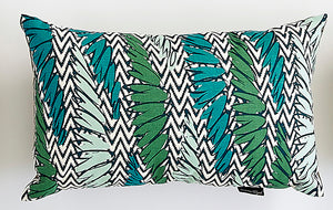 Palm Tree Rectangular Pillow