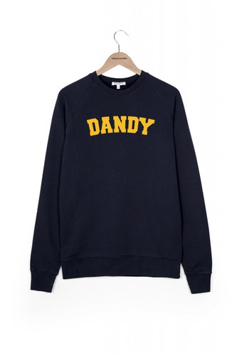 Dandy Kids Sweater In Dark Blue (Various Colors)