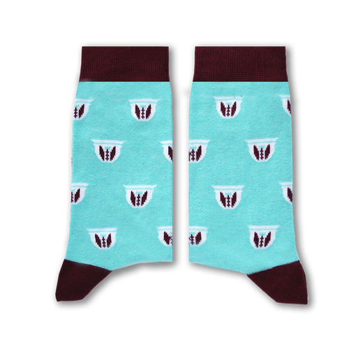 Ahwi Socks by Sikasok