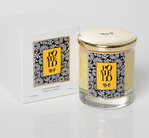 Pomelo Candle by Frangrances Hubert Fattal