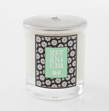 Geranium Candle by Frangrances Hubert Fattal