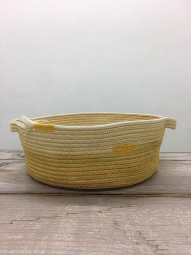 Bread Handwoven Basket by Wootton