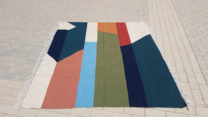 Urban Handmade Kilim Carpet by Sumak