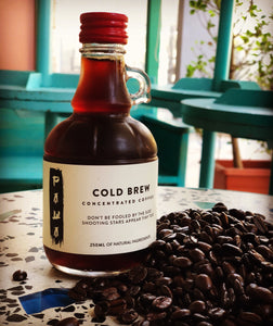 Pawa Cold Brew Concentrated Coffee