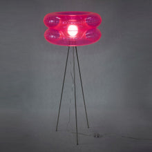 Big Pink Floor Lamp